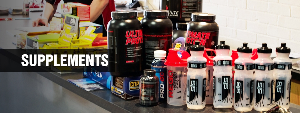 Supplements in Stowmarket